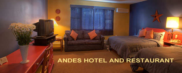 Andes Motel Room