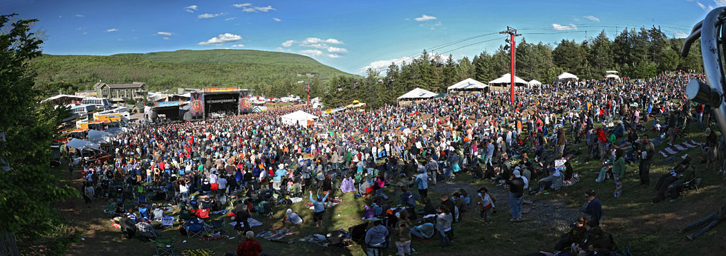 Hunter Mountain Jam 2009
